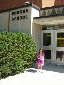 Connecting Kids Preschool at Romona School in Wilmette