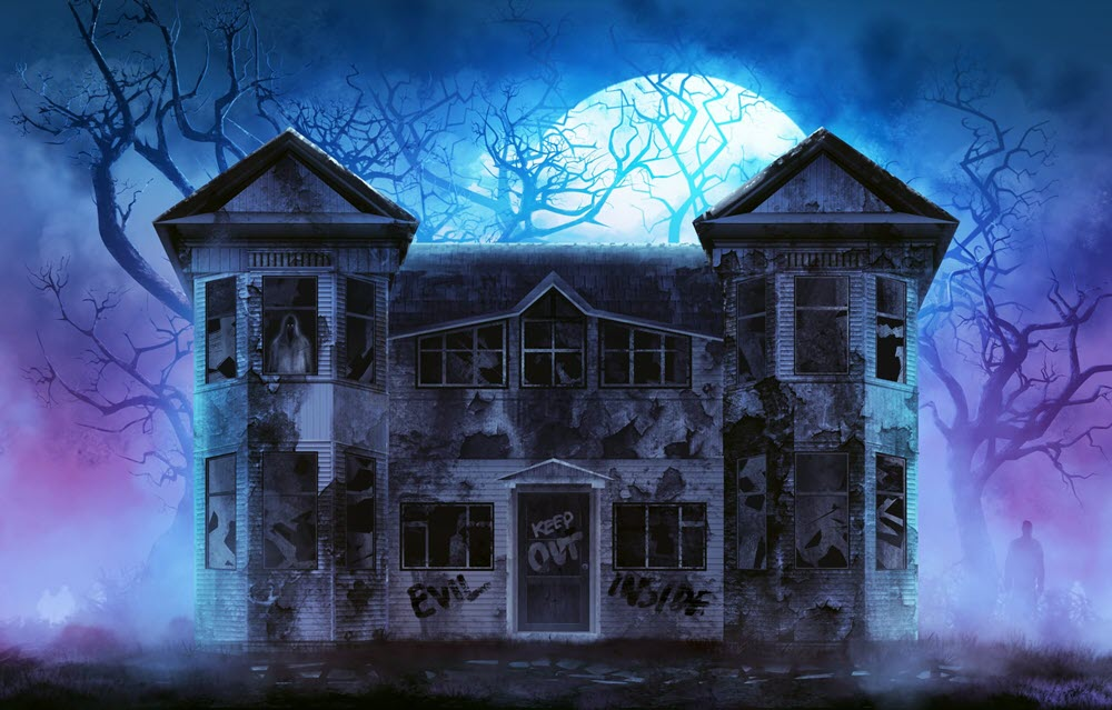 Top 10 Scariest Haunted Houses on the North Shore and ...